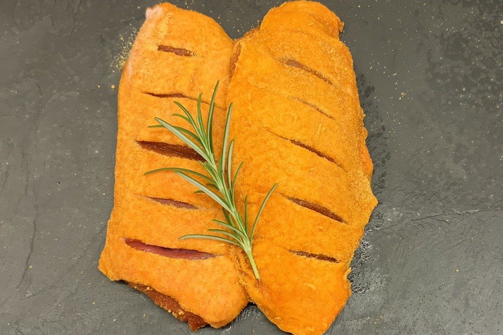 Duck Breast in Honey (2 per Pack)
