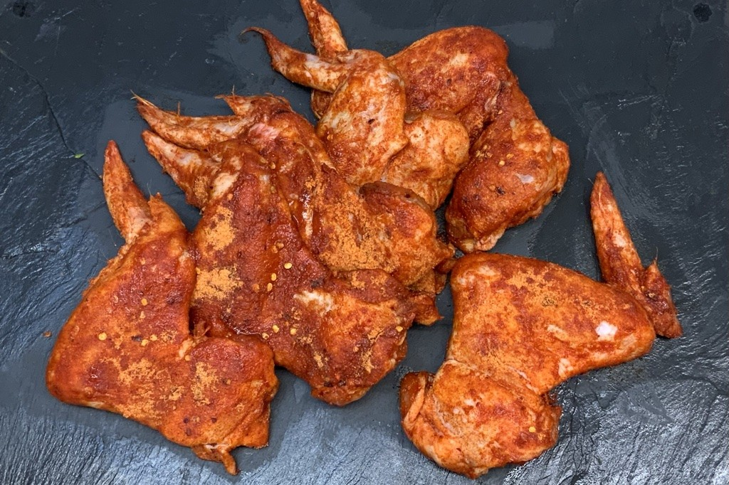 Piri Piri Jumbo Chickens  Wings