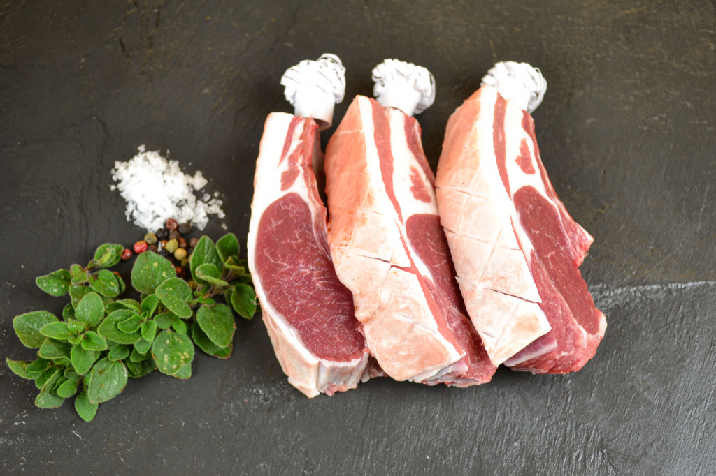 French Trimmed Lamb Cutlets